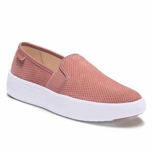 NIB Cole Haan Grand Perforated Slip On Sneakers